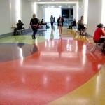 Sơn sàn epoxy cho công trình thương mại