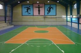 Tại sao nên sơn sàn sân thể thao?