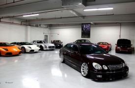 Sơn epoxy – giải pháp cho gara để xe và tầng hầm