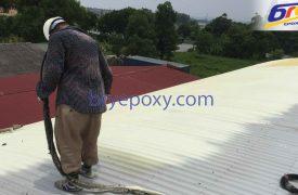 PU foam và ứng dụng chống nóng
