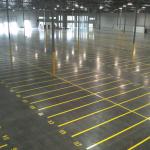 Is epoxy floor striping  necessary?