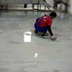 Epoxy anti-slip coatings