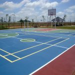 Why install sports floor coating?