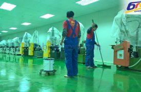 Đặc tính kỹ thuật của sơn epoxy chống tĩnh điện