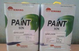 Sơn epoxy ELATANE #2740 của hãng CHOKWANG