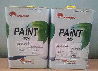 Sơn epoxy EPI FLOOR của hãng CHOKWANG