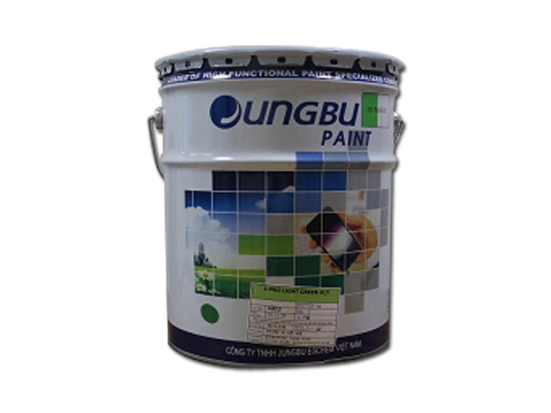 Sơn lót epoxy của hãng JUNGBU