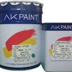 Sơn epoxy tự san phẳng EPOLINING SF của hãng AK