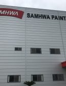nhà máy sơn samhwa tại việt nam
